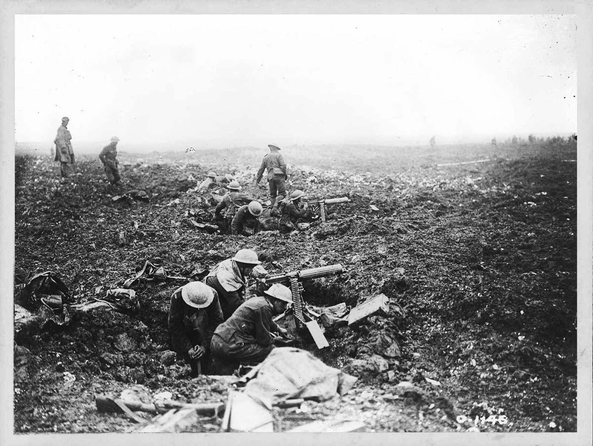 Des Amérindiens dans les tranchées 14-18 Ch03-diapo03-02
