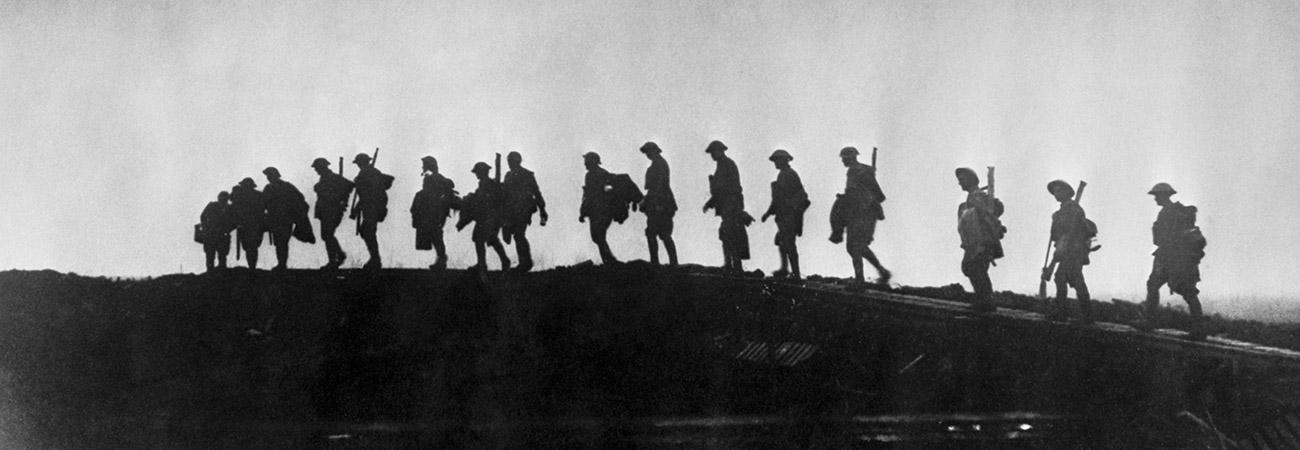 Des Amérindiens dans les tranchées 14-18 Chap1