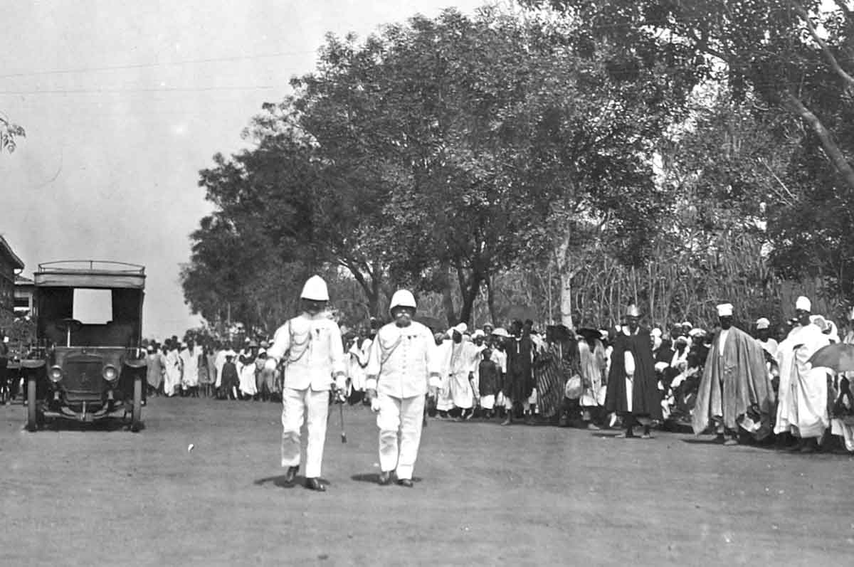 Guerre 1914 1918 recrutement en afrique - Recrutement port autonome de dakar ...