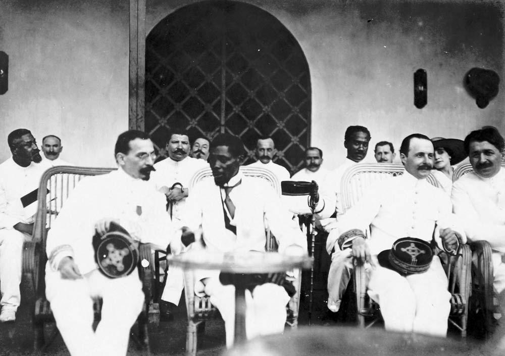 Blaise Diagne et la société coloniale de Conakry
