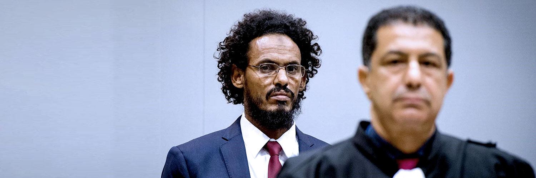 arrestation ancienne porte parole tribunal international la haye